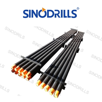 down the hole drill pipes