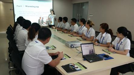 BEC Training for Better Services